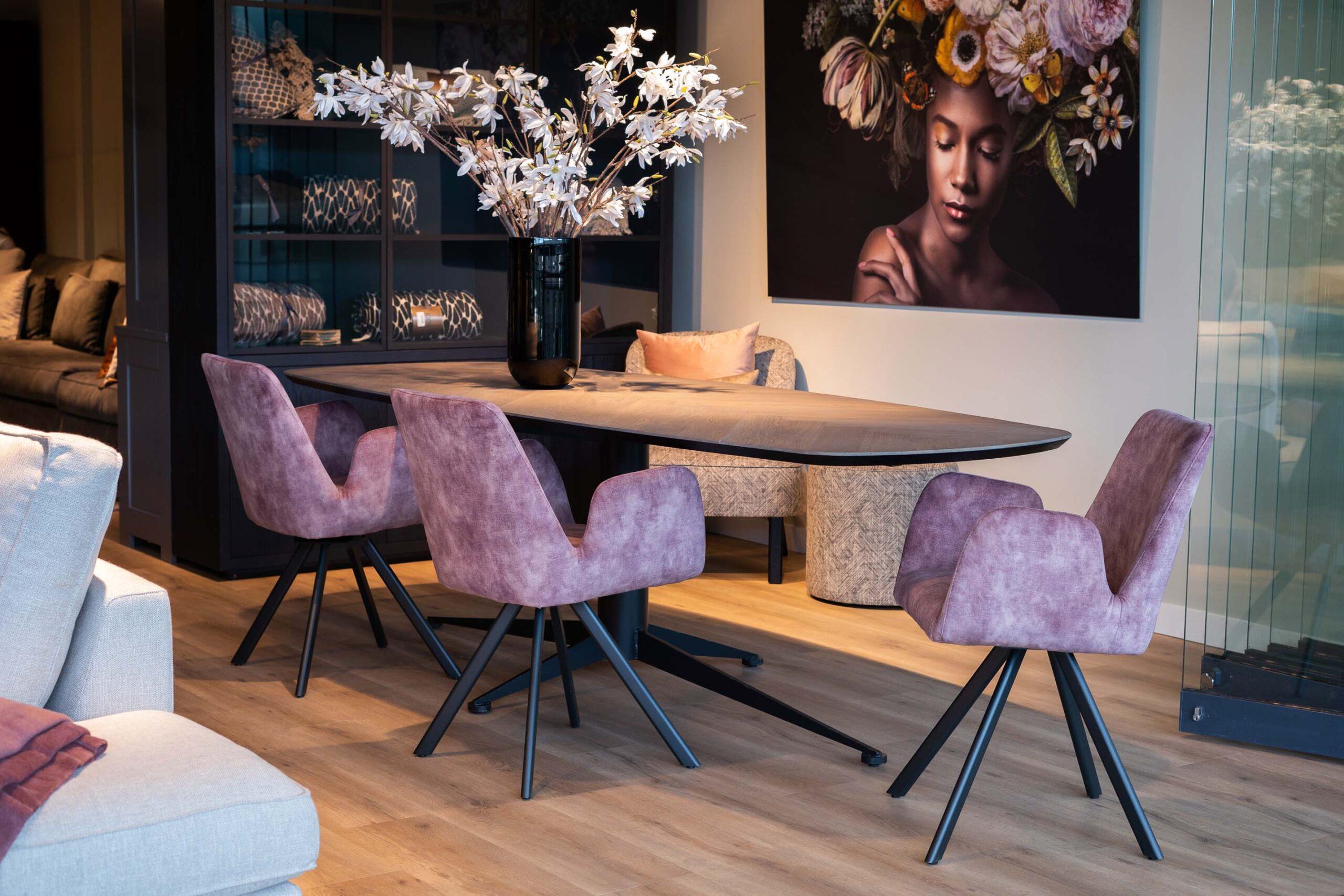 Bella Silvi Armstoel de tafelaar