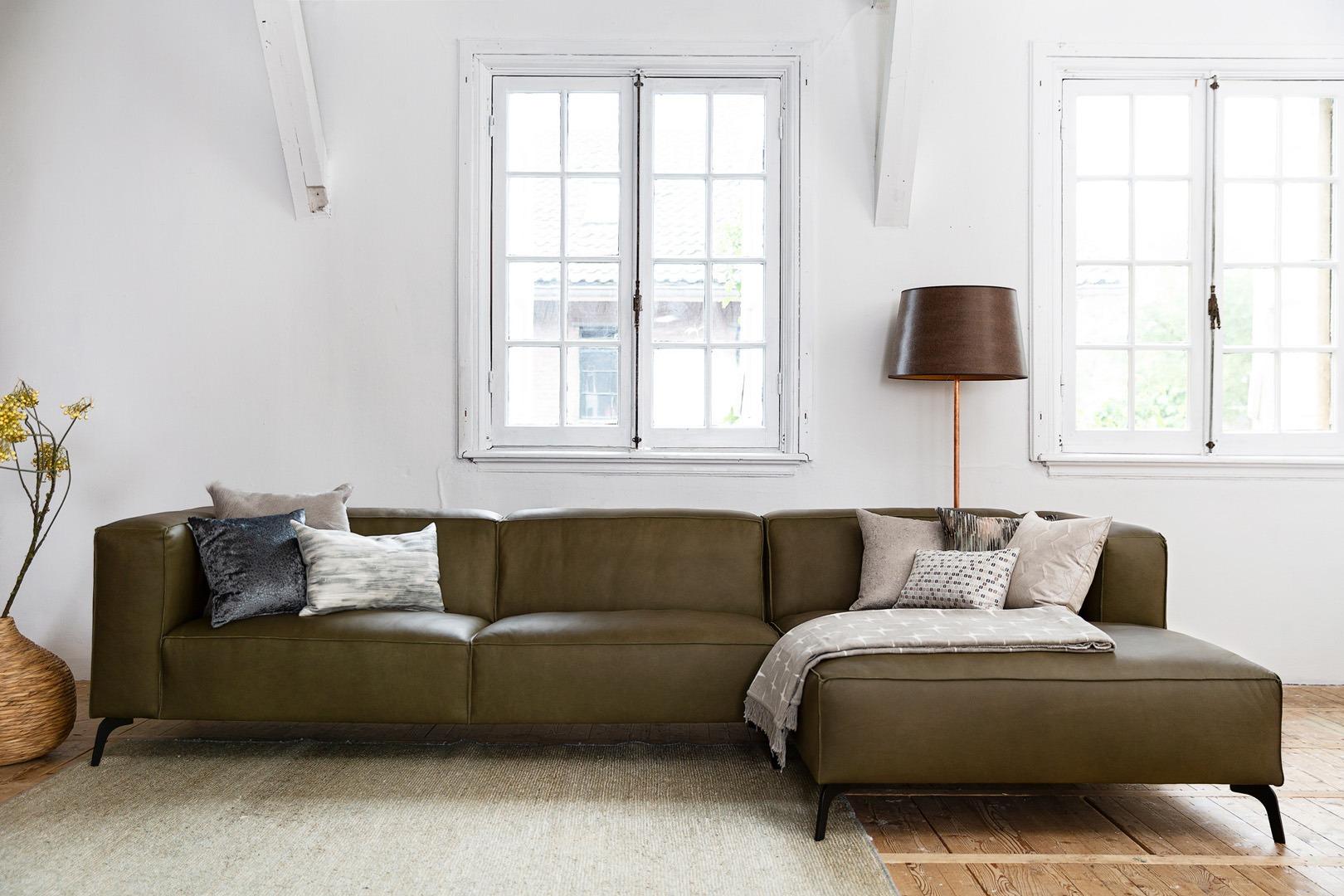 SM Vino-piemonte-longchair-groen-leer-soofs-interieur.