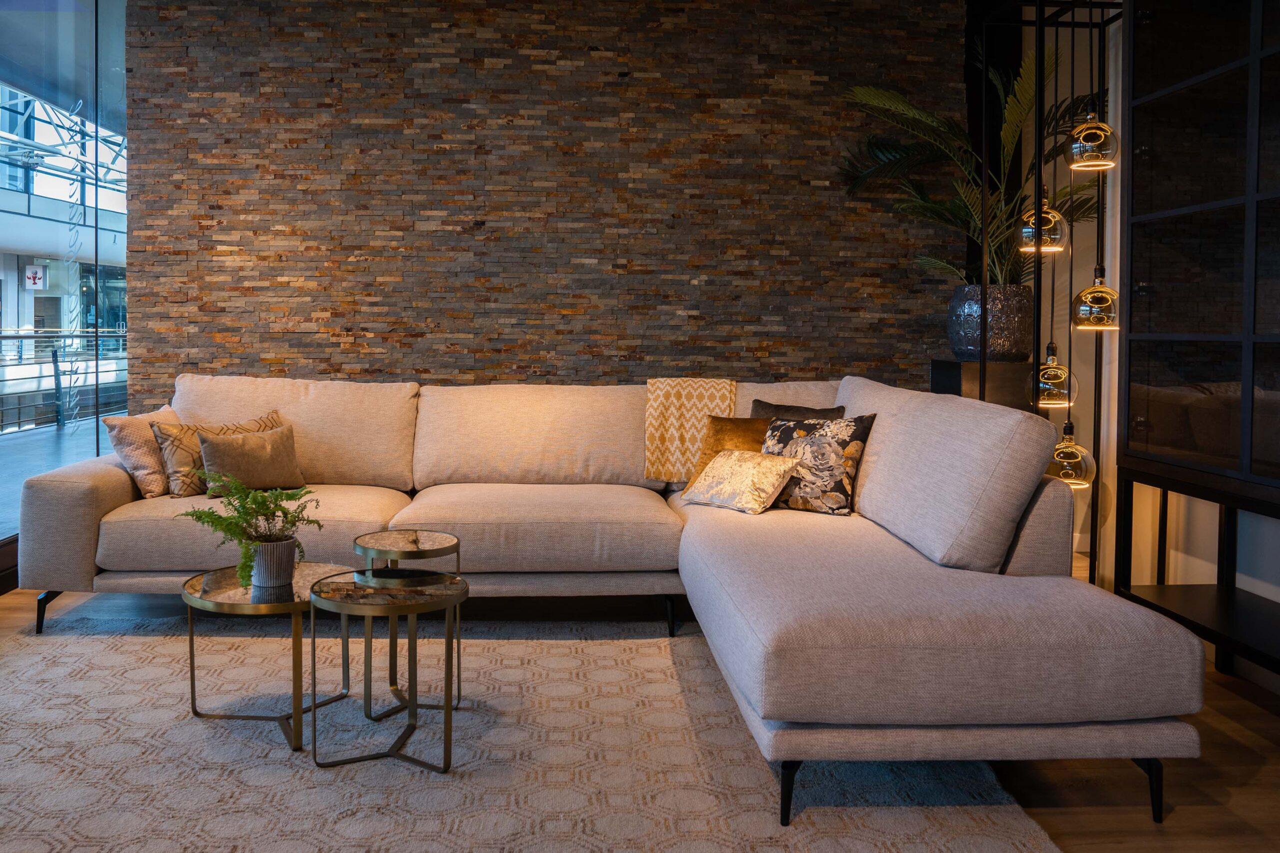 bella milano hoekbank ottoman element van het merk soofs interieur