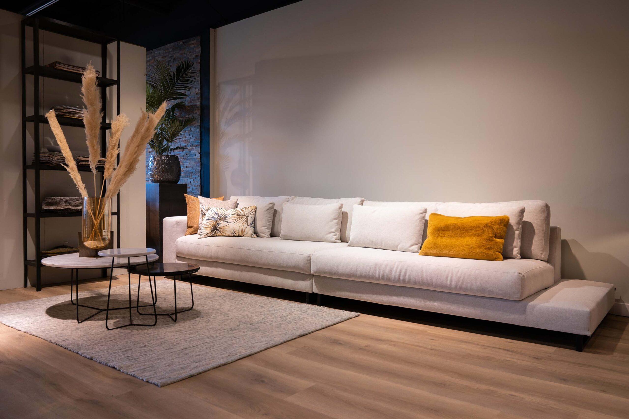 sunny ibiza lange bank van het nieuwe merk soofs interieur